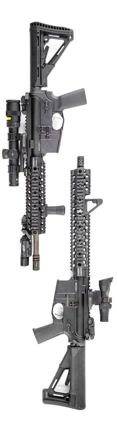 Centurion Arms uppers by Stickman.