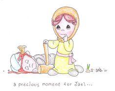 Realistic moments > Precious Moments