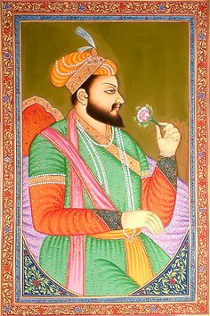 Shah Jahan, a Mughal Emperor of India in the 1600s, commissioned the Taj Mahal and other Islamic architecture in India.