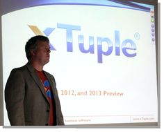 Ned Lilly, xTuple CEO, shares 2012 financial results http://www.xtuple.com/press/xTupleQ4-2012#