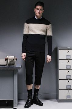 Carven AW13: pants are unacceptable!