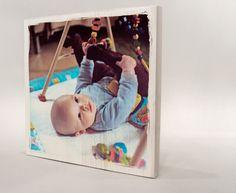 Eigenes Foto auf Holz, Brilliante Bildqualität von Herzensprojekt auf DaWanda.com