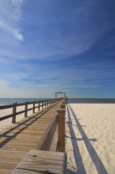 The Pier in Biloxi, MS