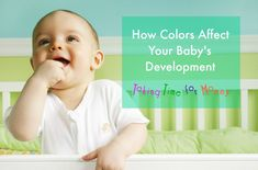 How Colors Affect Your Baby's Development