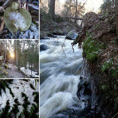 Myllyjoki Lohja Finland