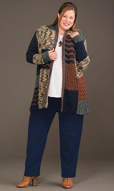 Boston Cardigan / MiB Plus Size Fashion for Women / Fall Fashion http://www.makingitbig.com/product/4220