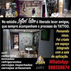 Jeffart Tattoo Studio - Tatuagens exclusivas, personalizadas com o maior profissionalismo.: O melhor estúdio de tatuagem em Nova Iguaçu, Rio d...