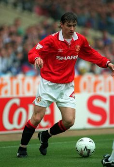 Andrei Kanchelskis - The reason I wore number 14!