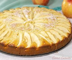 Moist and buttery cake meets fall apples in Apfelkuchen, a classic German Apple Cake that is the perfect recipe for a fall dessert. Atkins Desserts, Apple Desserts, Fall Desserts, Apple Recipes, Apple Kuchen Recipe, Traditional German Food, German Apple Cake, Easy Cake Recipes, Food Diary