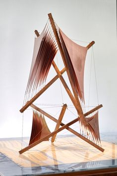 Modern Sculpture, Sculpture Art, Creative Products, Cardboard Art, Hanging Mobile, Furniture Projects, Playground, Buildings, Ocean