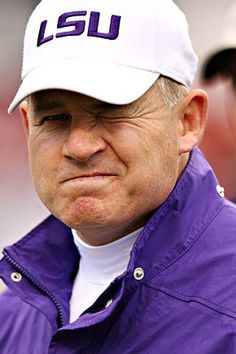 Things Lsu, Mad Hatters, Les Miles Looks, Louisiana, Lsu Tigers, Lsu Football, Geaux Lsu, Colleges Coaches, Geaux Tigers