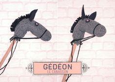 Gédéon le Canasson_1 - décoration pour enfants - Titrük's - Fait Maison