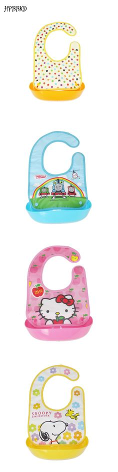 Baby Multi-function Detachable Bibs Cotton Children Kids Waterproof Baby Feeding Clothes For Boys And Girls BB047 Baby Clothes