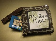 Monkey Mat. Just saw these on Shark Tank..awesome idea...ordering one!!