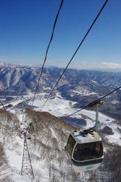 栂池高原スキー場 tsugaike kogen ski resort