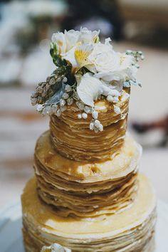 13 CREPE WEDDING CAKES THAT WILL MAKE YOU SAY OUI! wedding inspiration, wedding ideas