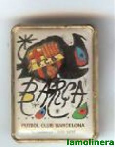 27-Pin Futbol Club Barcelona 75 Aniversari 1899-1974
