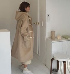 ⋮𝙙𝙤𝙧𝙠𝙮𝙡𝙪𝙫 Beige aesthetic Korean outfits Beige outfit