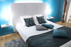 Blue-master-bedroom-design  http://save365.info/blue-master-bedroom-design-2/