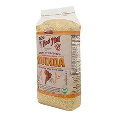 Amazon.com: Bob's Red Mill Organic Quinoa Grain, 26 Oz: Prime Pantry