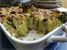 Paccheri con broccolo