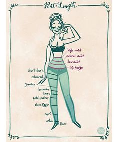 Pant length tip