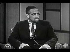 Malcolm X on Front Page Challenge, 1965: CBC Archives - YouTube This is a slightly edited but much clearer version
