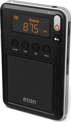 Eton NGWMINIB Mini AM FM Shortwave Radio http://shortwaveotg.com