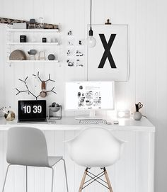 Only Deco Love: New additions to my home office