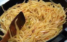 Картошка по–китайски Slow Cooker Recipes, Cooking Recipes, Russian Recipes, Culinary Arts, International Recipes, Main Meals, Potato Recipes, Food To Make, Side Dishes