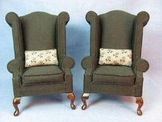 Learn how to make miniature dollhouse furniture, mini paper