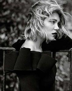 Le Monde M Magazine - Lea Seydoux