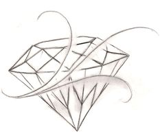 Diamond Tattoo by ~Metacharis on deviantART