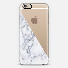 Marble Side - Classic Snap Case