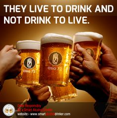 Excess of Everything is Bad. Be a Smart #Alcohol #Drinker  http://smartalcoholdrinker.com/