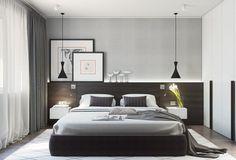 modern minimalist bedroom decor