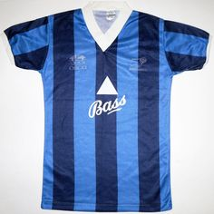 Classic Football Shirts : derby county away 1985 - 86