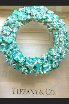 Tiffany wreath