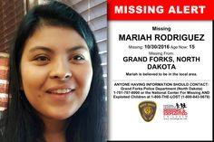 Have you seen this child? Missing And Exploited Children, Grand Forks, Amber Alert, Picture Sharing, Missing Persons, Kids Poster, Cold Case, Looking For Someone, Helping Hands
