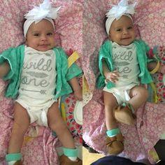 Copy of Baby & Toddler Mint Kimono