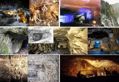 MessageToEagle.com – Many extraordinary artifacts, mysterious undeciphered symbols and traces of unknown civilizations have been discovered hidden in ancient caves around the world. Sometimes archaeologists have come across objects that raise a number of unanswered questions about our distant past In this top list we examine ten most mysterious ancient caves that could re-write history …