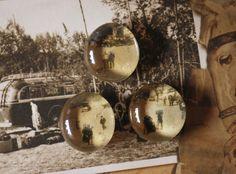 30% nedsatt pris! Dekorative magneter Globe, Stuff To Buy, Vintage Images, Speech Balloon
