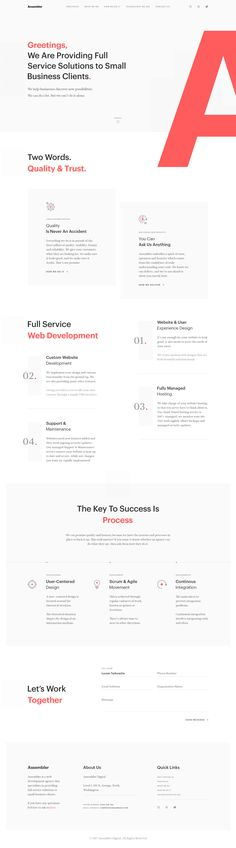 agency  clean  creative  design  grid  homepage  layout  minimal  minimalist  typography  web  website