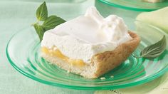The difficulty of making and cutting through soft meringue in this classic bar…