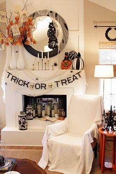 i wanna paint my fireplace and put candles inside! (inside black heat-resistant paint. Outside semigloss bright white)