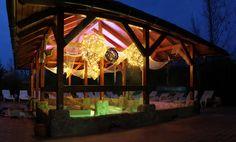 :: AquaLand   Ráckeve :: Gazebo, Aqua, Wellness, Outdoor Structures, Kiosk, Water, Pavilion, Cabana