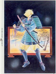 Samurai Troopers / Seiji