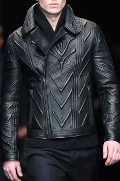 monsieurcouture:  Roberto Cavalli F/W 2012 Menswear Milan Fashion Week
