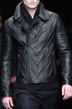 monsieurcouture:  Roberto Cavalli F/W 2012 Menswear Milan Fashion Week