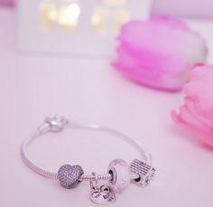 Such a cute pandora bracelet
